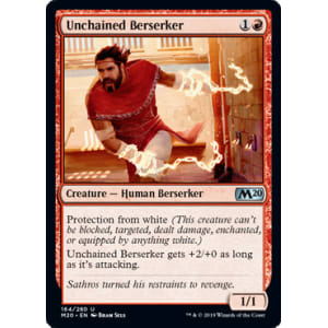 Unchained Berserker