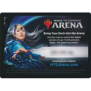 MTG Arena Code Card - Yanling Planeswalker Deck