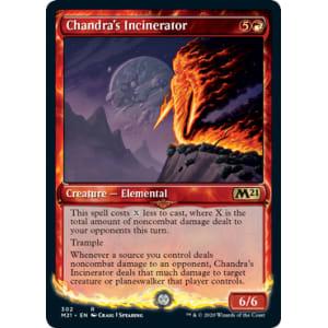 Chandra's Incinerator