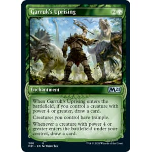 Garruk's Uprising