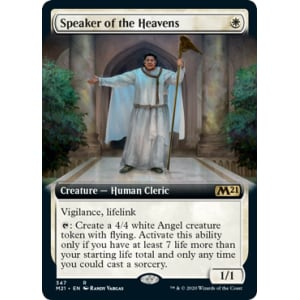 Speaker of the Heavens