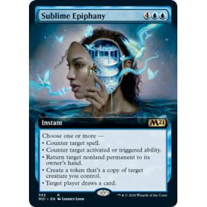 Sublime Epiphany