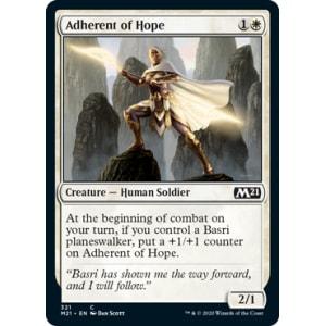 Adherent of Hope