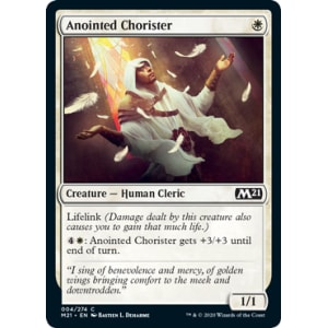 Anointed Chorister