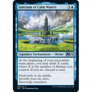 Sanctum of Calm Waters