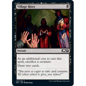 Village Rites