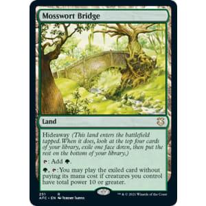 Mosswort Bridge
