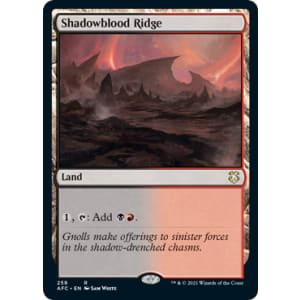 Shadowblood Ridge