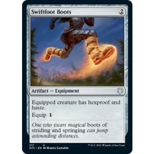 Swiftfoot Boots