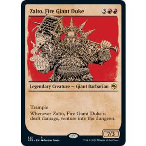 Zalto, Fire Giant Duke