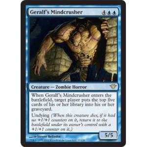 Geralf's Mindcrusher