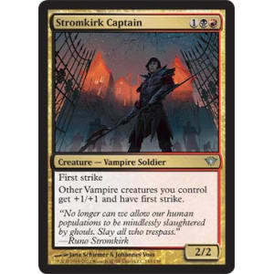 Stromkirk Captain