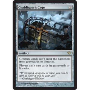 Grafdigger's Cage