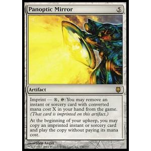 Panoptic Mirror