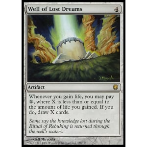Well of Lost Dreams