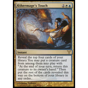 Aethermage's Touch