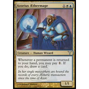 Azorius Aethermage