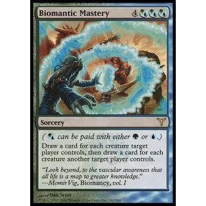 Biomantic Mastery