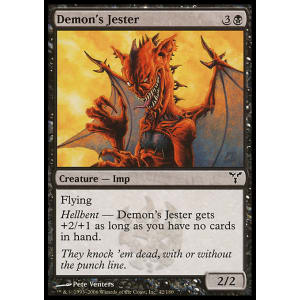 Demon's Jester