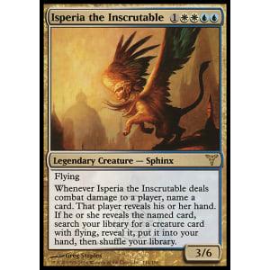 Isperia the Inscrutable