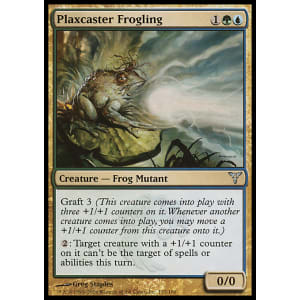 Plaxcaster Frogling
