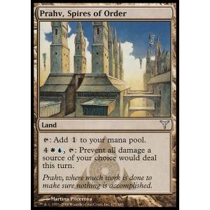 Prahv, Spires of Order