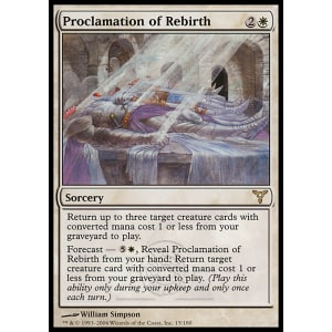 Proclamation of Rebirth