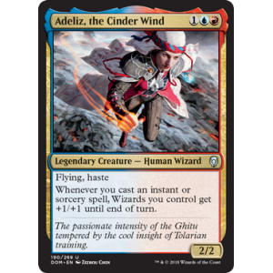 Adeliz, the Cinder Wind