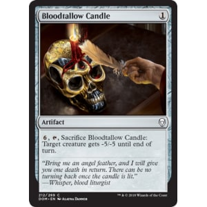 Bloodtallow Candle