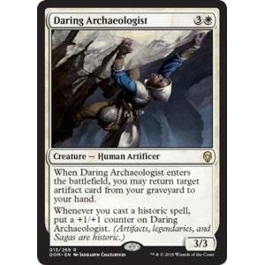 Daring Archaeologist