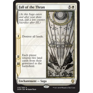 Fall of the Thran