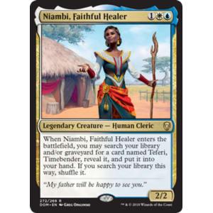 Niambi, Faithful Healer