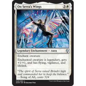 On Serra's Wings