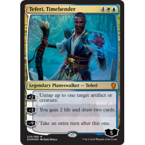 Teferi, Timebender