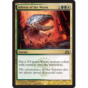 MTG Dragon/'s Maze Advent of the Wurm X 4