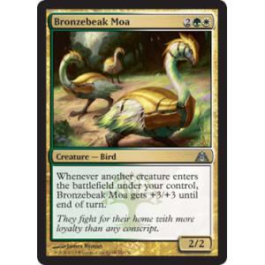 Bronzebeak Moa