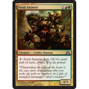 Feral Animist