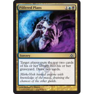 Pilfered Plans
