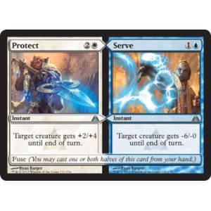 Protect // Serve