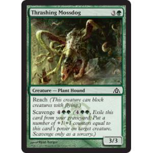 Thrashing Mossdog