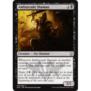Ambuscade Shaman