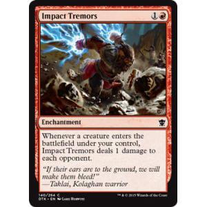 Impact Tremors