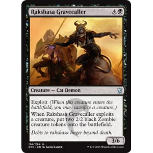Rakshasa Gravecaller