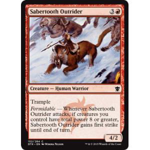 Sabertooth Outrider