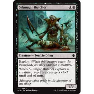 Silumgar Butcher