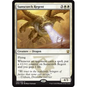 Sunscorch Regent