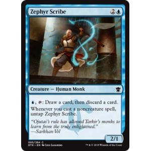 Zephyr Scribe