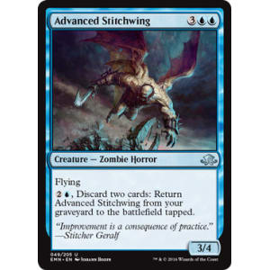 Advanced Stitchwing