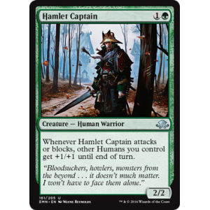 Hamlet Captain