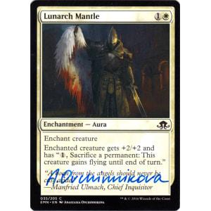 Lunarch Mantle Signed by Anastasia Ovchinnikova
